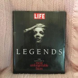 LIFE Legends book